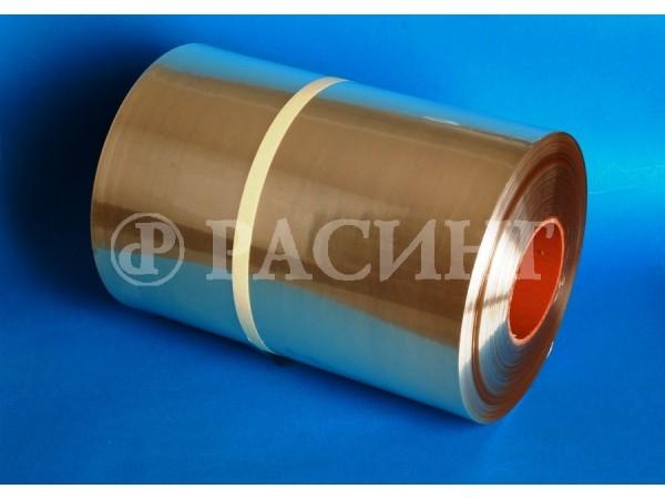 Пленка ПВХ термоусадочная SHRINK FILM MOEL, ширина полурукава 200 мм, толщина 15 мкм