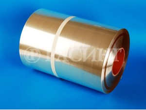 Пленка ПВХ термоусадочная SHRINK FILM MOEL, ширина полурукава 250 мм, толщина 15 мкм