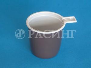 Чашка пластиковая кофейная 200 мл