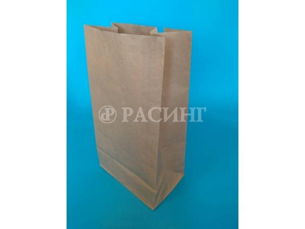 Пакет бумажный крафтовый 180х110х315
