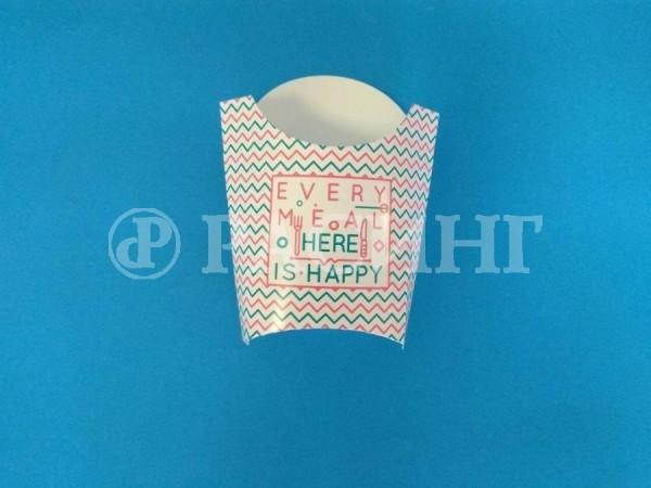 Коробка для картофеля ФРИ Happy Life большая
