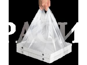 Пакет майка 14 мкм под коробку для пиццы